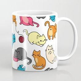 hey kitty kitty Coffee Mug