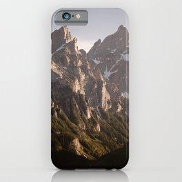 Grand Teton Peaks iPhone Case