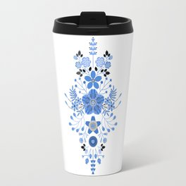 Spring Blues Travel Mug