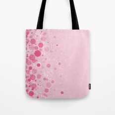 Glitters and dots Tote Bag