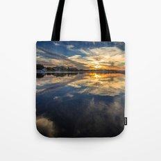 Cloud Art Tote Bag
