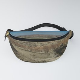 Amazing Badlands Overview Fanny Pack