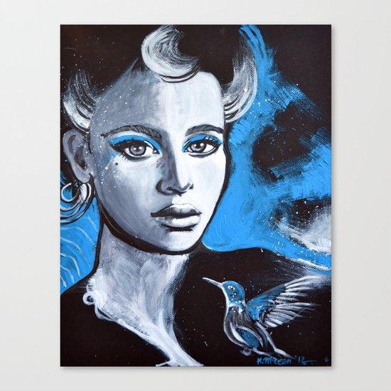 Jenna Canvas Print