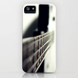 Gretsch Bass Guitar  iPhone Case