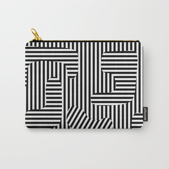 Taking all the Time Away Carry-All Pouch