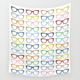 Glasses #2 Wall Tapestry