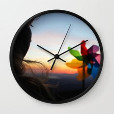 I'd like to think that maybe... Wall Clock