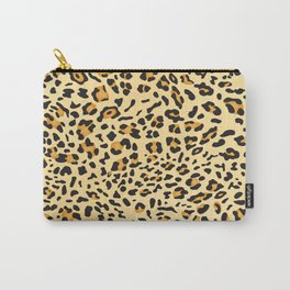 Leopard Texture 4 Carry-All Pouch
