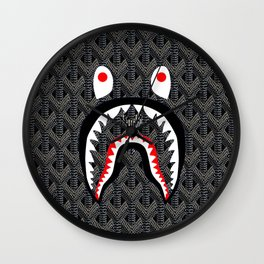 Goyard Bape Wall Clock