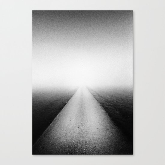 Tristesse (II) Canvas Print