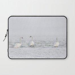 winter #society6 #decor #buyart Laptop Sleeve