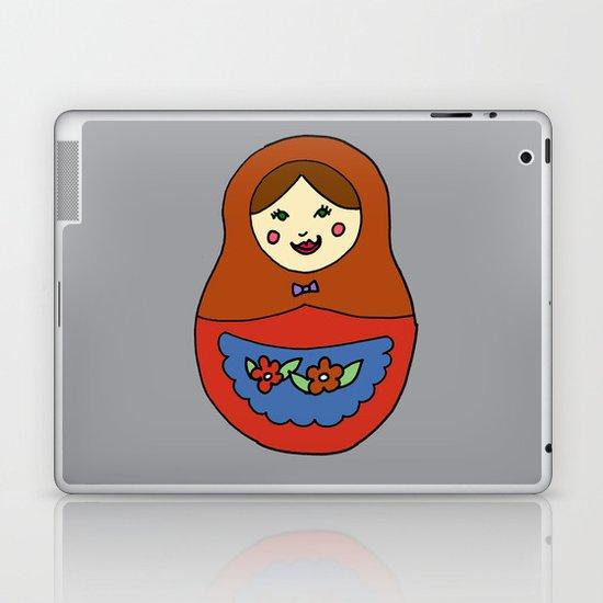 1 Matroyshka Doll Laptop & iPad Skin