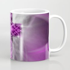 Purple Cross Mug