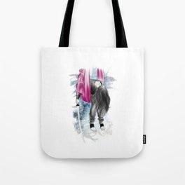 i am ninja 01 // tired ninja Tote Bag