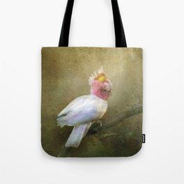 Major Mitchell's Cockatoo Tote Bag