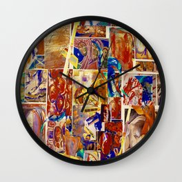 No 101 Wall Clock