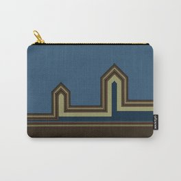 Line Houses - Color Carry-All Pouch