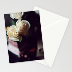 i'd rather have roses Stationery Cards