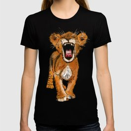 Free the Tiger in You T-shirt