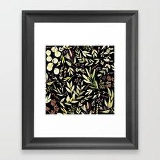 Eucalyptus in Autumn Framed Art Print