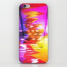 retro. iPhone & iPod Skin