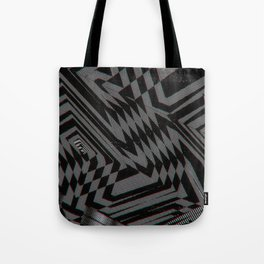 Cosmic Patch Tote Bag