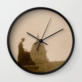 The Civic Wall Clock