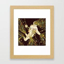 Still Living (Out of Body) Framed Art Print