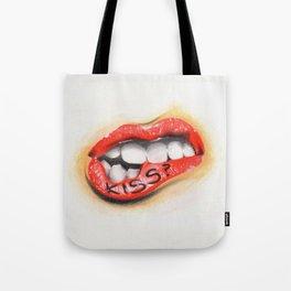 Kiss Me! II Tote Bag