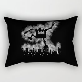 Robo Smash Rectangular Pillow