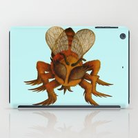 bee iPad Cases featuring bee by giol's