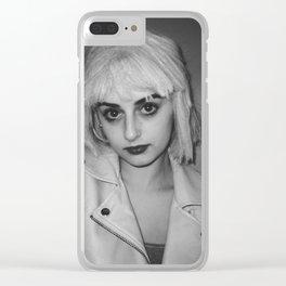 Bonnie III Clear iPhone Case