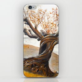 Whomping Willow iPhone Skin