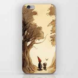 Wirt, Greg, and Beatrice iPhone Skin