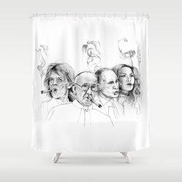 Kuba Shower Curtain