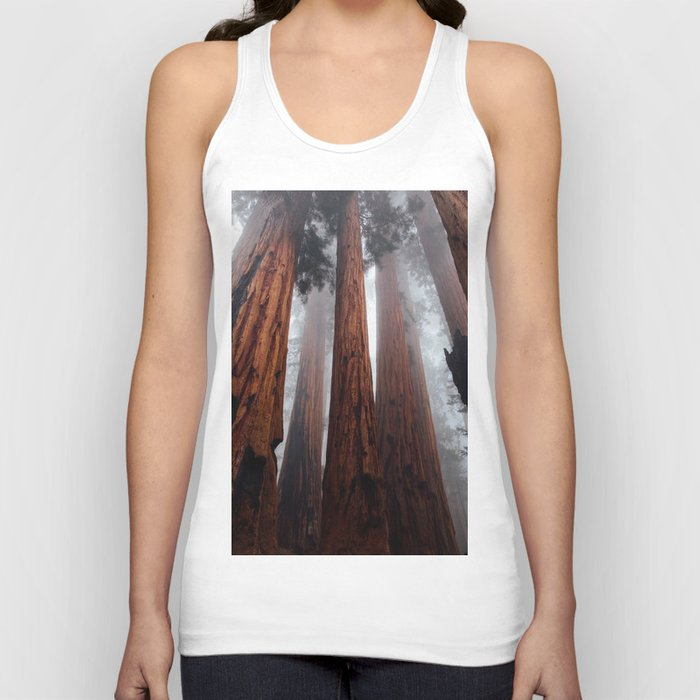 Woodley Forest Unisex Tank Top