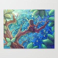 Hideout Canvas Print