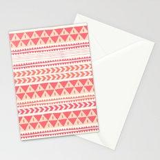 Winter Stripe II Stationery Cards