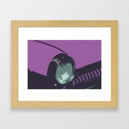 Pobeda element pop №1 Framed Art Print