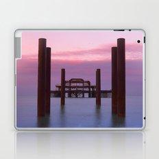 Brighton old pier Laptop & iPad Skin