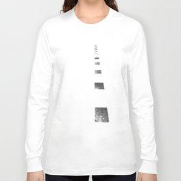 Minimalist Shadows Long Sleeve T-shirt