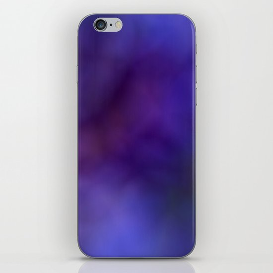 Move Me iPhone & iPod Skin