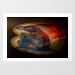 Abstract 11 Art Print