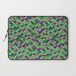 Mossy Mermaid Laptop Sleeve