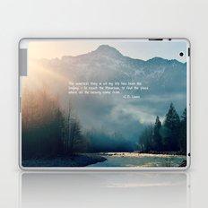 The Sweetest Thing Laptop & iPad Skin