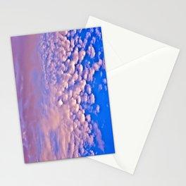 Strawberry Skies Stationery Cards