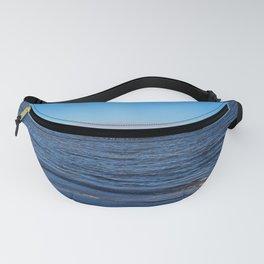 Bokeelia Blue Fanny Pack