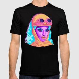 QUEEN MIZ CRACKER T-shirt