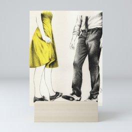 La La Land Mini Art Print