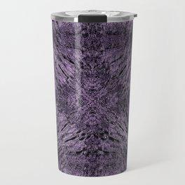 Mandala Motion Purple Travel Mug